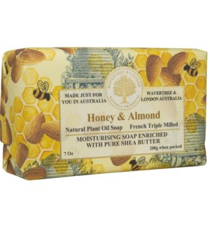 SOAP/Honey & Almond