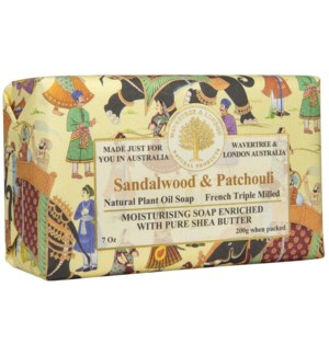 SOAP/Sandalwood