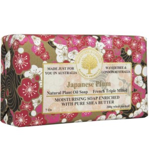 SOAP/Japanese Plum