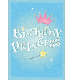 CBD/Birthday Princess