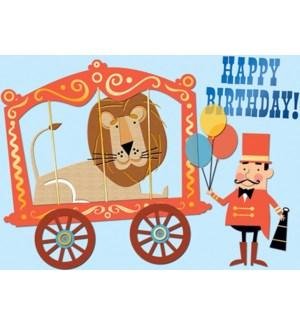 CBD/Circus Birthday