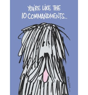 BD/Like The Ten Commandments