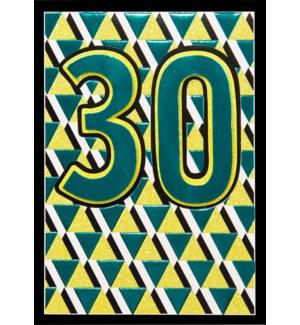 ABD/30 On Triangle Pattern