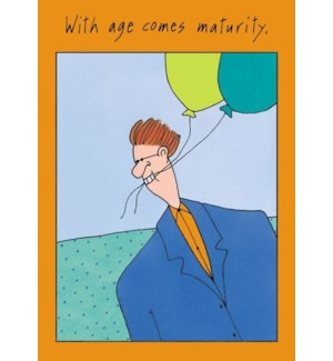 BD/With Age Comes Maturity
