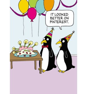 BD/Penguin Pinterest Fail