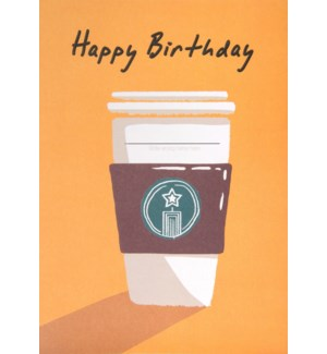 BD/Birthday Coffee