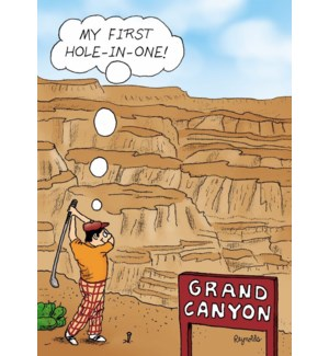 BD/Grand Canyon Hole In One