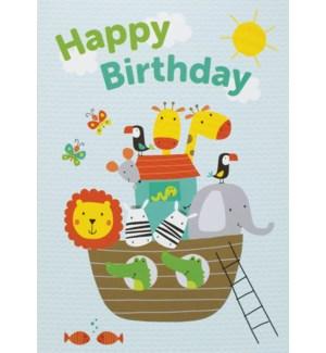 CBD/Ark Of Birthday Animals