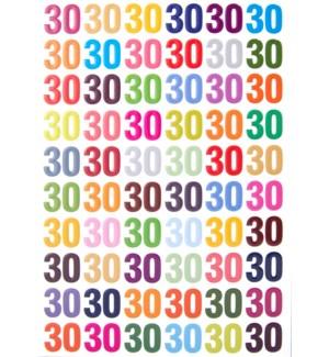 ABD/Color Pop 30