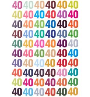 ABD/Color Pop 40