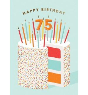 ABD/75 Cake