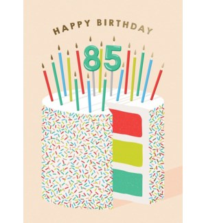 ABD/85 Cake
