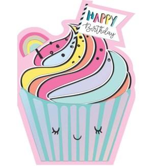 CBD/Pretty Cute Cupcake