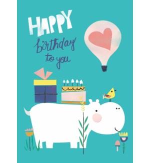 CBD/Happy Little Hippo