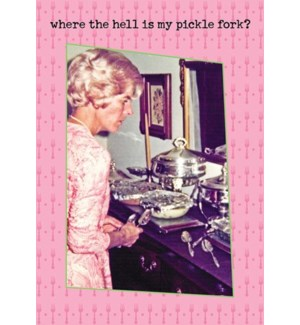 ED/Where Is My Pickle Fork