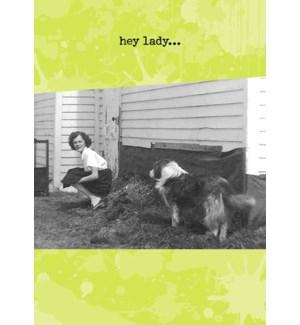 ED/Hey Lady