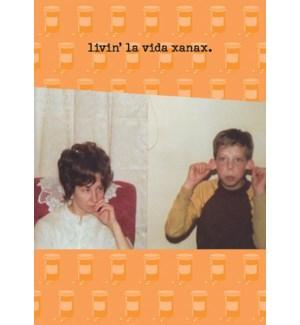 ED/La Vida Xanax