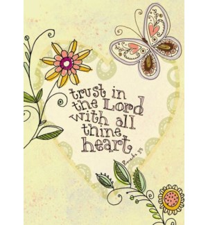 FR/Trust In The Lord