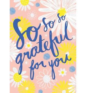 FR/So So So Grateful