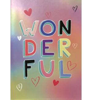 FR/Bold Wonderful