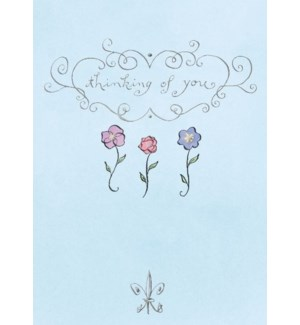 TH/Thinking of You/3 Flowers-A