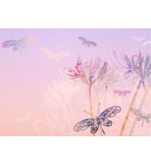 EN/Butterfly and Flower Paint
