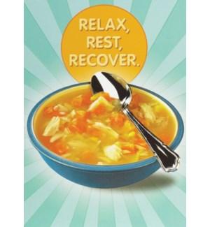 GW/Bowl of Chicken Noodle Soup