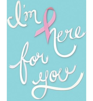 EN/I'm Here For You
