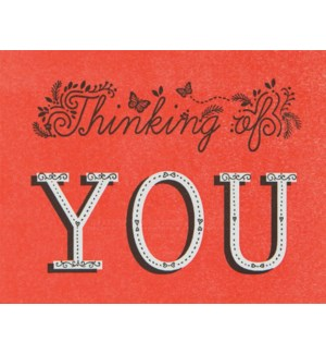 TH/Thinking Of You Butterflies