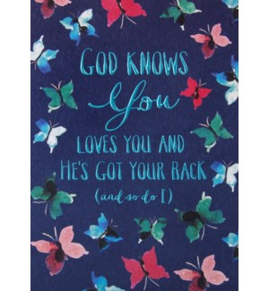 RL/God Knows You