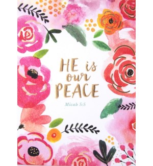 RL/He Is Our Peace