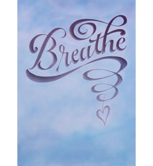 EN/Breathe Typography