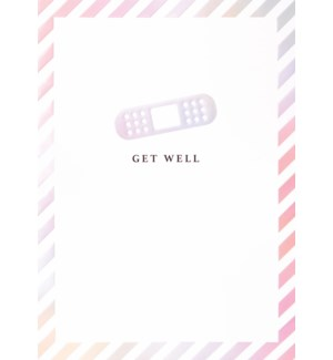 GW/Get Well Band Aid