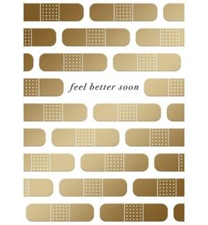 GW/Gold Band Aids