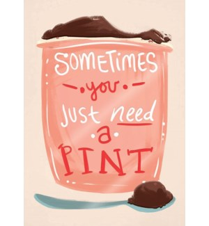 TH/Need A Pint