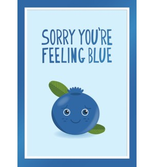 GW/Sorry Feeling Blueberry