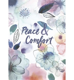 TH/Watercolor Flower Comfort