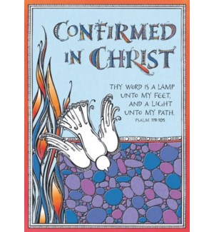 RL/Scripture -Confirmed in Chr