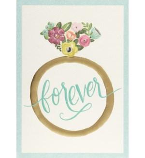 RO/Forever Flower Ring