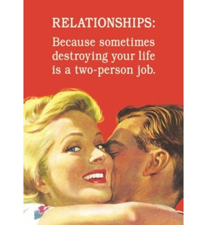 AN/Relationship Two Person
