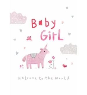 NB/Baby Girl Unicorn