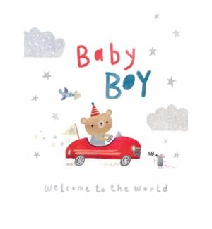 NB/Baby Boy Bear