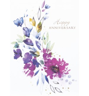 AN/Watercolor Blooms