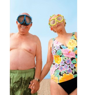 AN/Bathing Suit Couple
