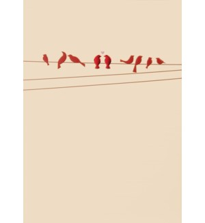 AN/Love Birds On A Wire
