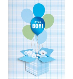 NB/It's A Boy Balloons