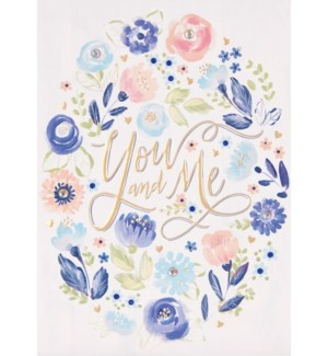 AN/You And Me Floral