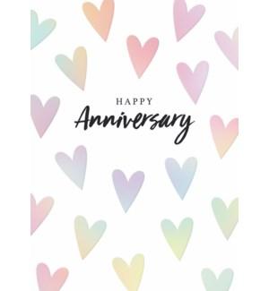 AN/Anniversary Holo Hearts