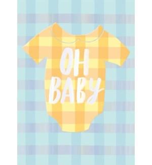 NB/New Baby Onesie