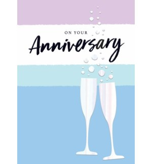 AN/On Your Anniversary Toast